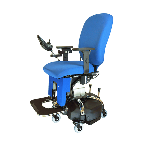 SitAbility eMove5-LCRS motorised office chair