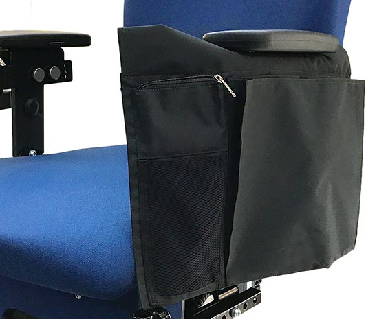 Document bag option on Sitability eMove5-LCRS
