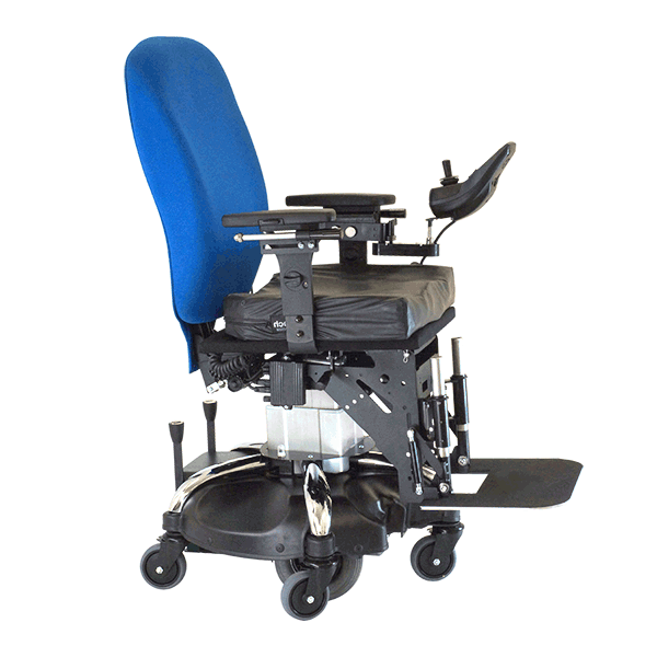 SitAbility eMove5-LCRS with flipup footrest