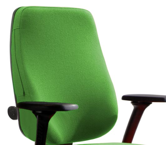 SitAblility's customised Confor-fit upholstery
