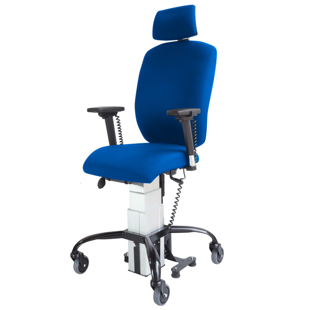 Sitability eLift-Tilt lift-and-tilt powered office chair