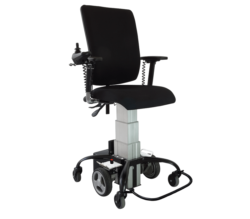 SitAbility eLift-Drive in its high seated position