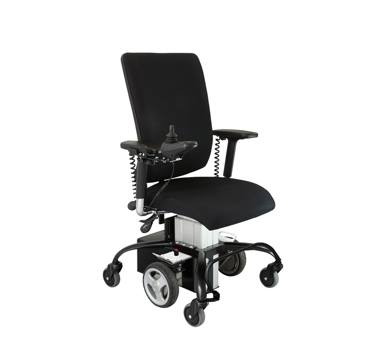 SitAbility eLift-Drive in its low seated position